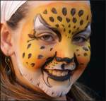 Face Painting Cat